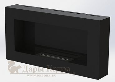 Биокамин Window fat black WF 250
